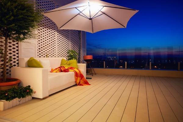أفكار وديكورات لسطح منزلك مع صور قبل وبعد