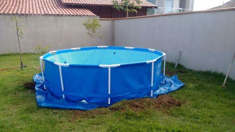 طريقة بناء مسبح باقل التكاليف
