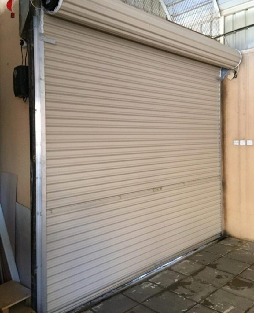 صيانة أبواب الكراج بالخبر